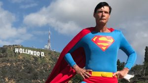 Superman Returns to Hollywood Blvd.  Newswire