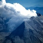 Early Mt. St. Helens Eruption Photos  Mike McMurray's Forest Photography