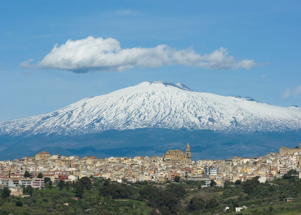 Mount Etna summit visit with wine-tasting lunch  Audley Travel