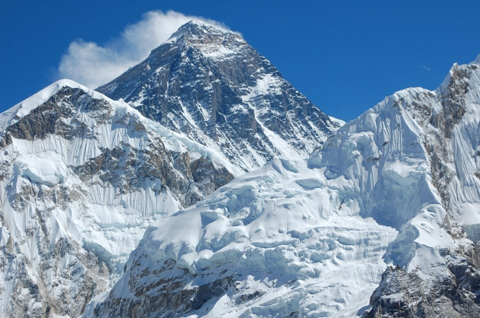 Diversity & Mt. Everest: An Interview with Luis Benitez  HuffPost