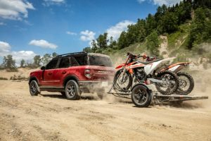 3 Reasons Why You Shouldn't Overlook the 2021 Ford Bronco Sport