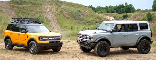 Ford executives, dealers report big early demand for 2021 Bronco