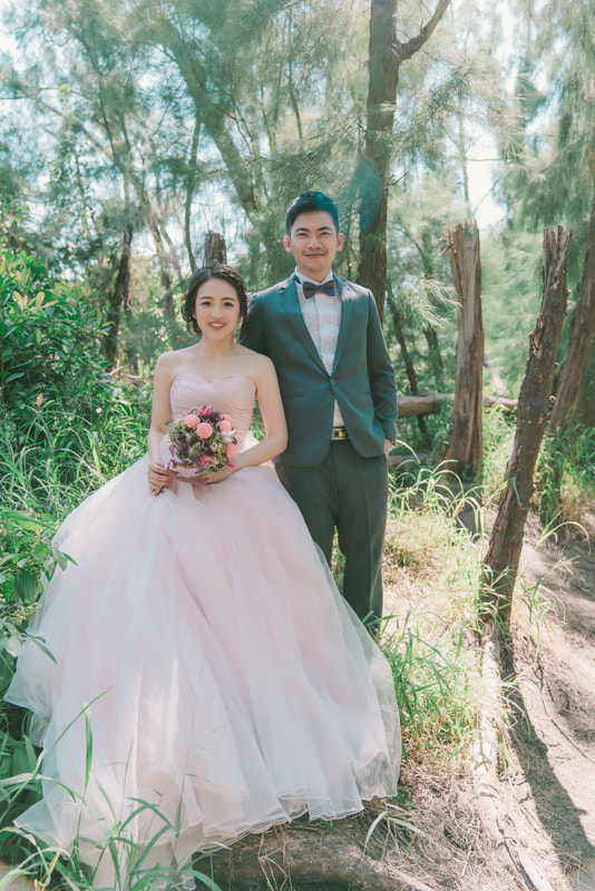 Taiwan Outdoor Pre-Wedding Photoshoot At Traditional Tainan Streets  Star  OneThreeOneFour