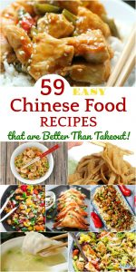 59 Easy Chinese Food Recipes that are Better Than Takeout! - Mom Does Reviews