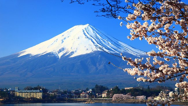Why Japan's Mt Fuji is a ticking time bomb