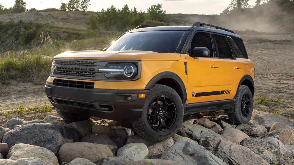2021 Ford Bronco Sport: The K 'Baby' Bronco Is Built for Off-Roading, Too - The Drive