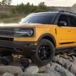 2021 Ford Bronco Sport: The $28K 'Baby' Bronco Is Built for Off-Roading, Too - The Drive
