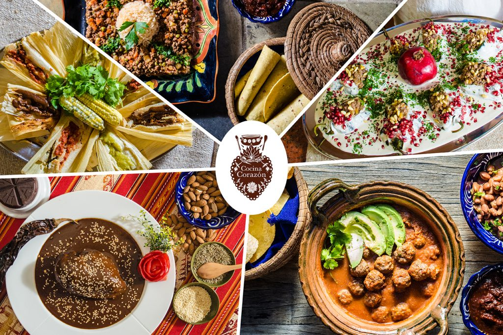 Mexican food - one of the top cuisines in the world. Classes available!