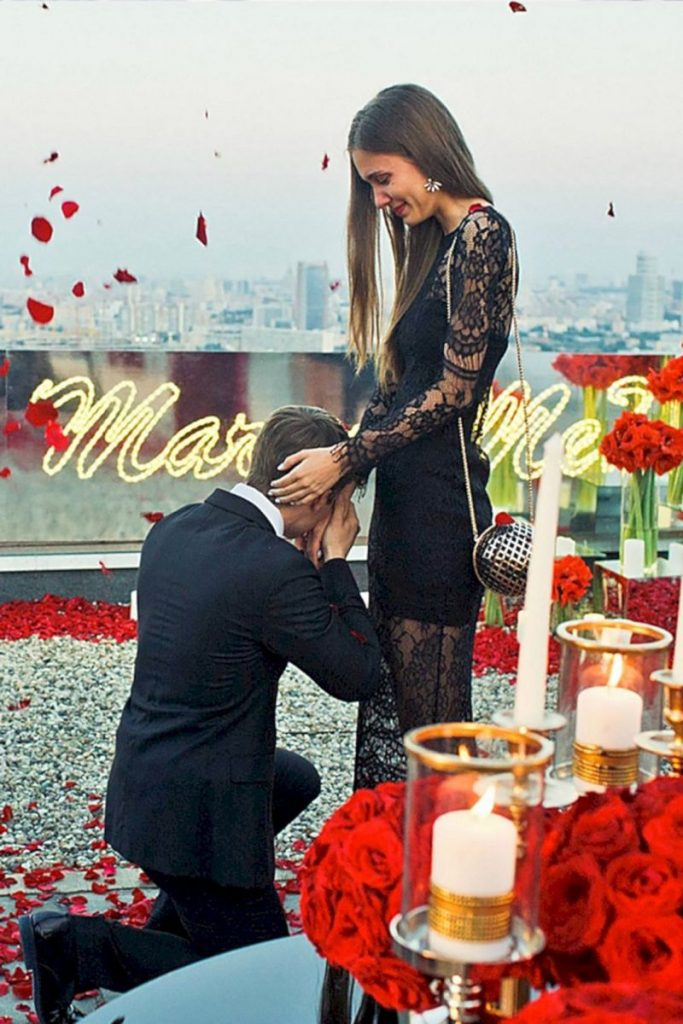 50+ Most Romantic Wedding Proposal Ideas For Your Wife Candidate – OOSILE