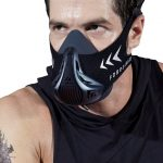 FDBRO Sport Running Mask Training Mask Fitness Gym Workout Cycling Elevation High Altitude