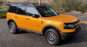 Is The Ford Bronco Sport Worthy Of The Bronco Name?  Carscoops