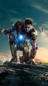 Iron Man 3 - Best HTC One wallpapers
