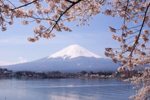 Our Man in Japan: Iconic Mt Fuji