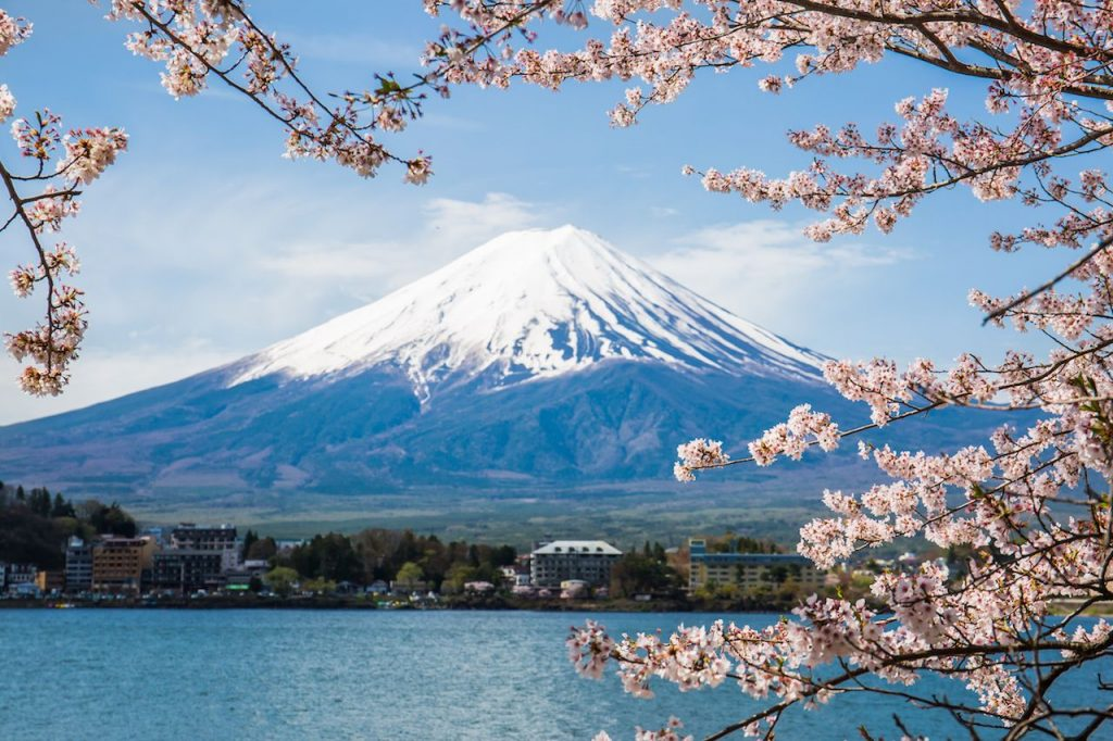 Where to find the best views of Mount Fuji