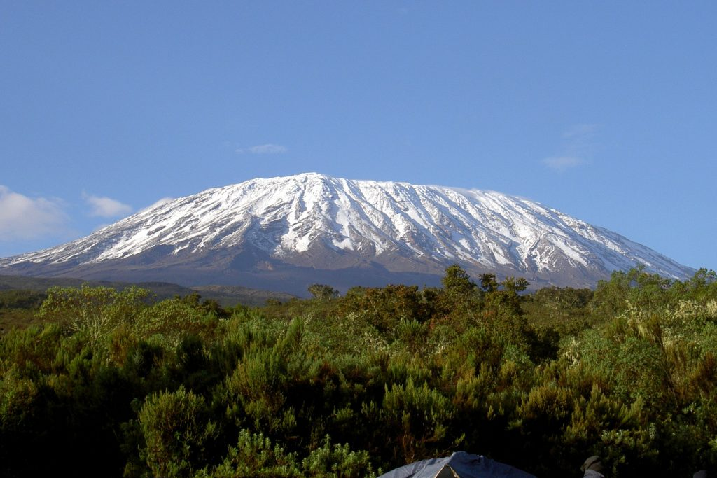 Mount Kilimanjaro Could Get a Cable Car If Controversial Plans Materialize  GearJunkie