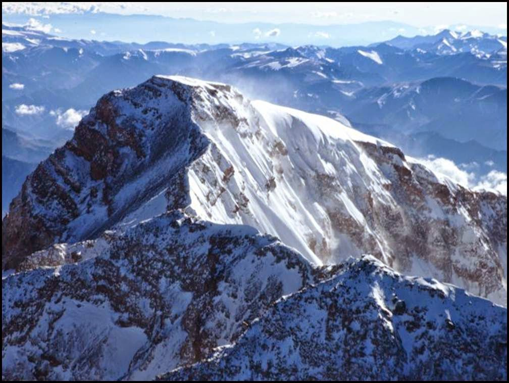 Mount Aconcagua: The highest mountain outside Asia - Travel Tourism And Landscapes Destinations