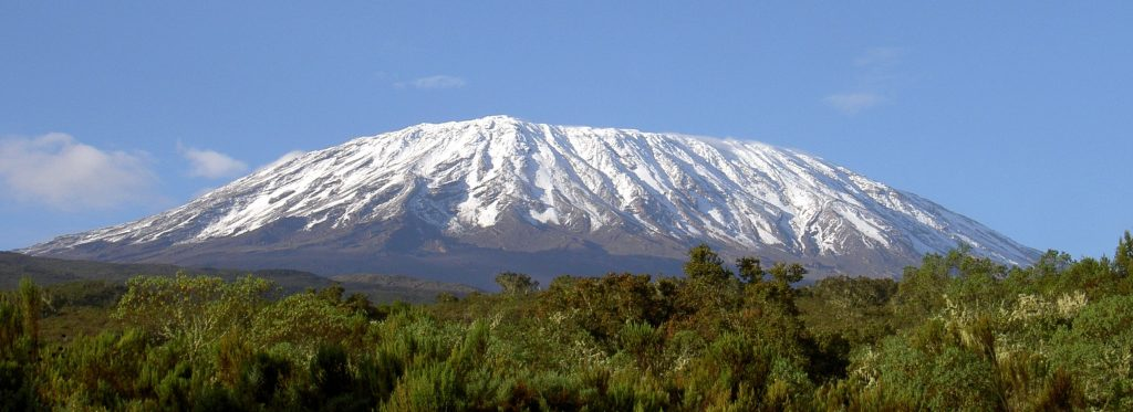 Ambitious Dave Climbs Kilimanjaro to Raise £3000 to Support his Local Carers Café -Approach