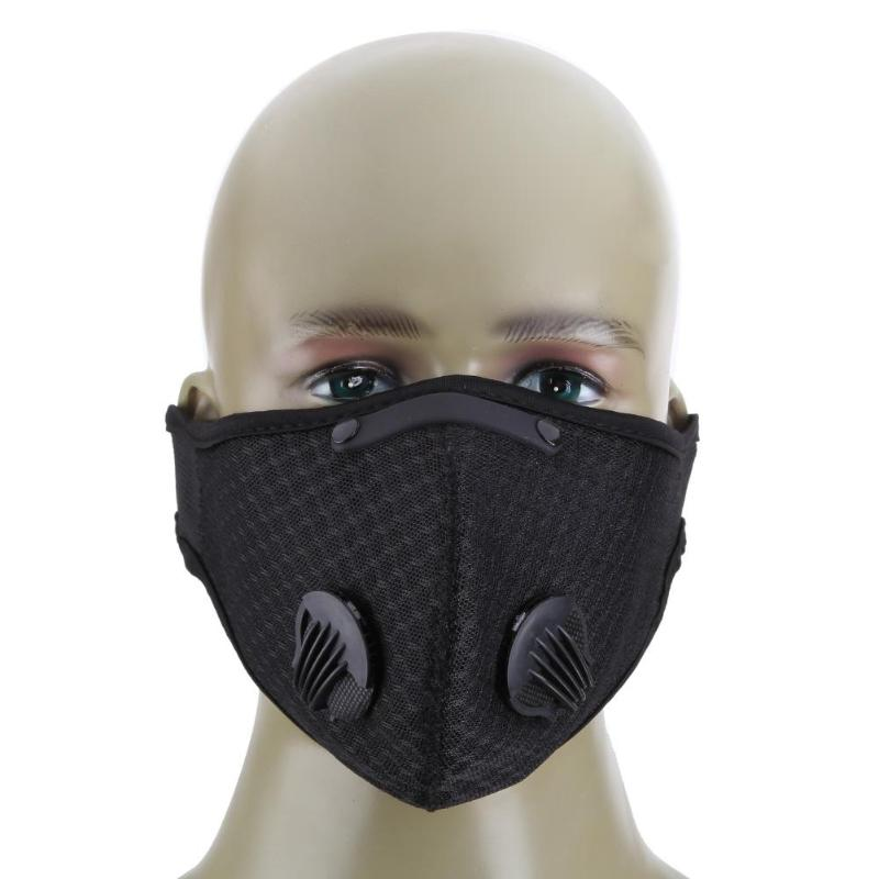 New Cycling Mask Men Women Sport Face Masks Smog Anti Pollution Anti Dust mascara ciclismo