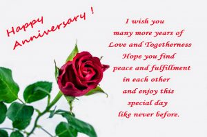 Wedding Anniversary Wishes To Sweet heart - DesiComments.com