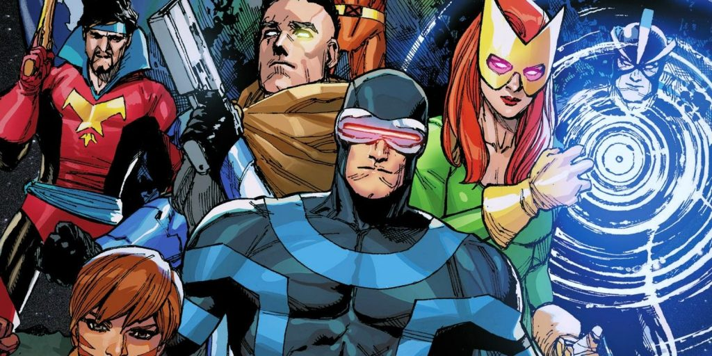 Cyclops Brings His ENTIRE Family To The New X-Men  Screen Rant