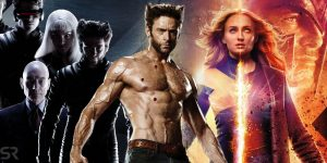 The Complete X-Men Movie Timeline Explained  Screen Rant