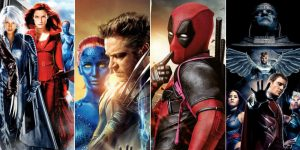 X-Men: What's the Best Order to Watch the Fox Movies?  CBR