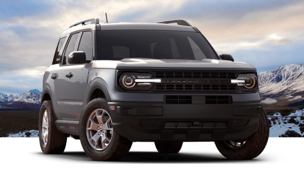 2021 Ford Bronco Sport pricing revealed, starts at ,000  Autoblog