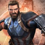 'Infinity War' Captain America Joins 'Marvel Contest of Champions'