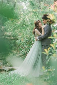 Taiwan Outdoor Pre-Wedding Photoshoot At The Forest And Beach  Star  OneThreeOneFour