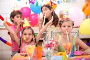 How important Are Kids' Birthday Parties?  Birthday Songs With Names