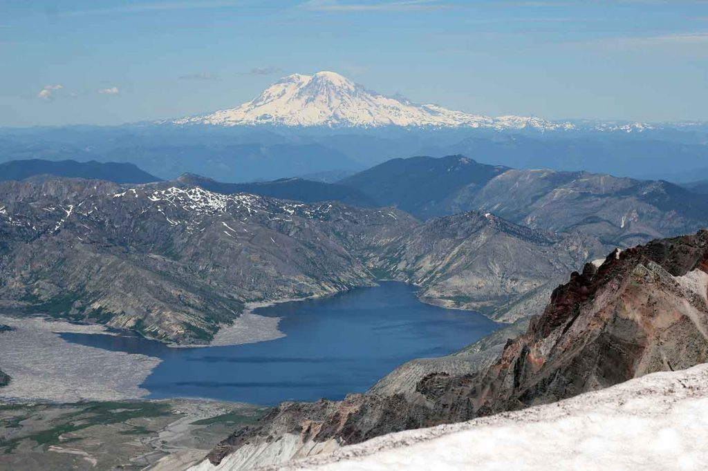 Climbing (and Filming) 'Into The Crater' On Mount St. Helens  GearJunkie