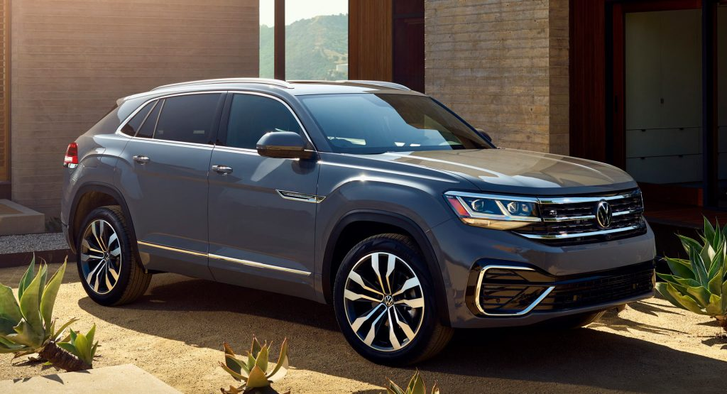 2020 VW Atlas Cross Sport Adds Itself To SUV Coupe Segment  Carscoops