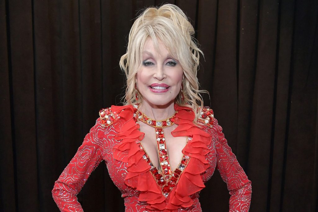 Dolly Parton Shows Support To The BLM Movement With Inspiring Message!  Celebrity Insider