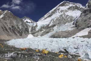 Mt. Everest is deadly challenge; it's no game, says Prescott man who summited the mountain  The