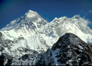 Mount Everest…that's in Wales right??  2012everestbasecamp