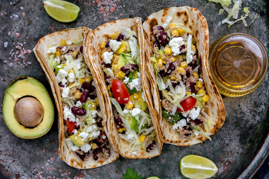 Vegan Mexican food part of larger plant-based eating trend  Well+Good