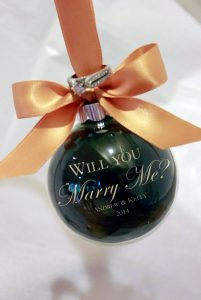 Christmas Proposal Marry Me Unique Wedding Proposal by SweetSights