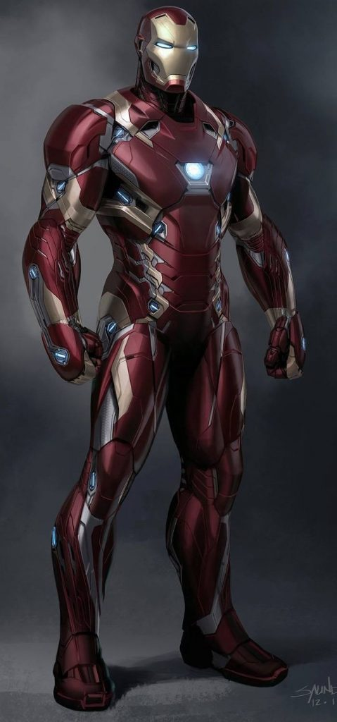 The meaning and symbolism of the word - «Iron Man»