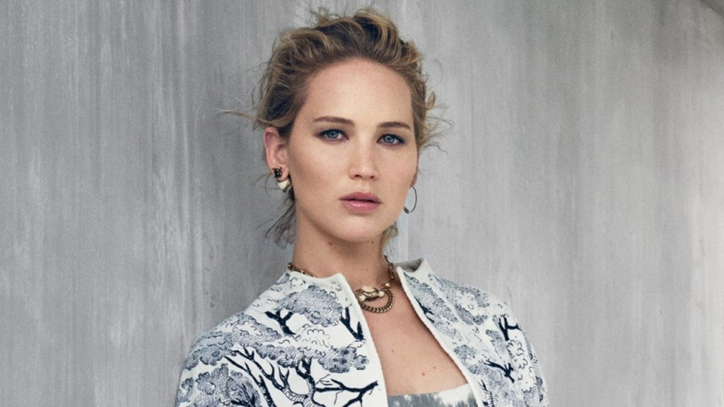 Jennifer Lawrence Channels Chic Equestrian in New Fashion Campaign -- Pics!  Entertainment Tonight