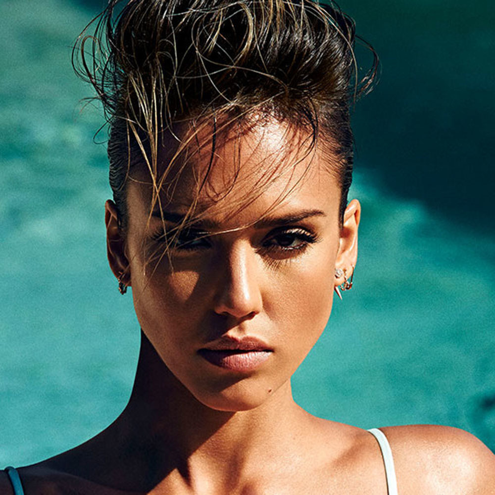 Jessica Alba Inspires Us with Her Healthy Balanced Living  Shape
