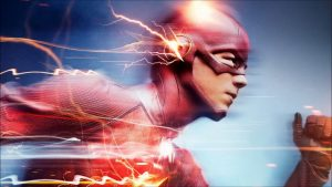 The Flash CW Soundtrack - Supersonic Punch Theme - YouTube