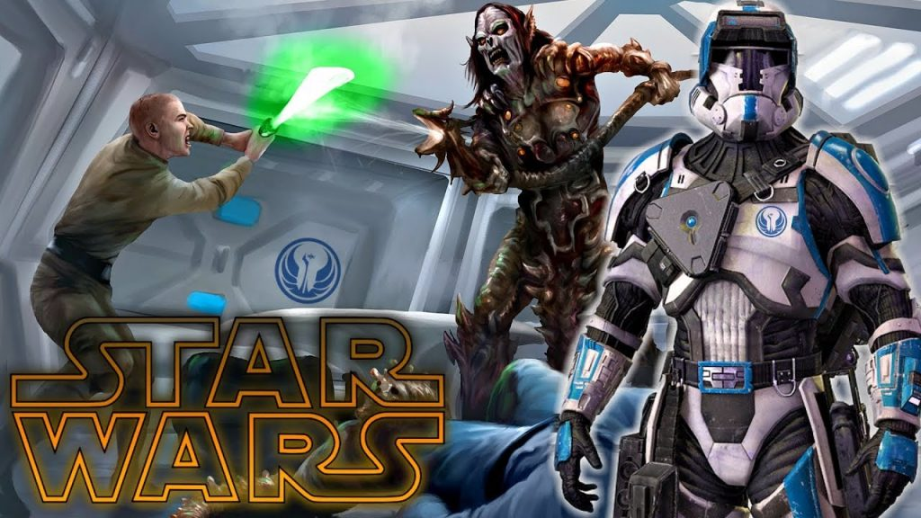 The Yuuzhan Vong In The Old Republic Era & Their History - Star Wars Explained - YouTube