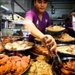Singapore Street Food  Mouthwatering Breakfast Tour in Singapore - VLOG - YouTube