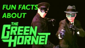 Fun Facts about The Green Hornet TV Series - YouTube