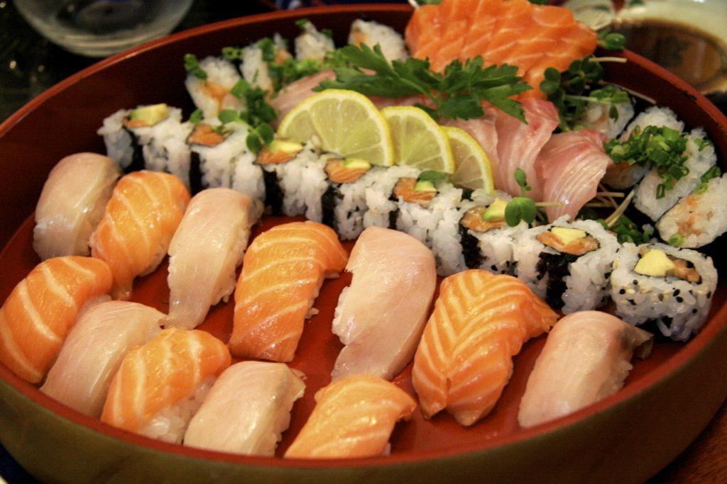 Niji: As Authentic As Japanese Can Get, In Buenos Aires - Pick Up The Fork