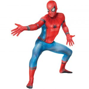 Spiderman Homecoming Morphsuit