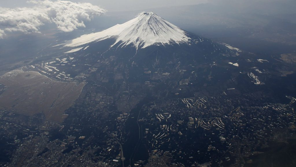 What would happen if Mount Fuji erupted for the first time in 307 years? — Quartz