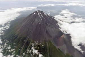 Japanese government begins discussion on contingency plans in event of Mount Fuji eruption  The