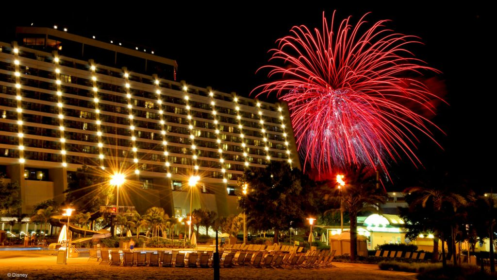 Three New Year's Eve celebrations added at Disney's Contemporary Resort