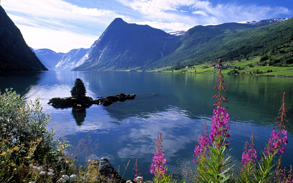 Nordic Landscapes  Worth A Thousand Words